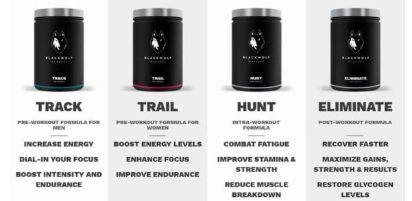 Blackwolf Workout Benefits