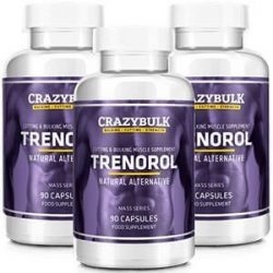 Crazy Bulk Trenorol: Legal Steroid For Cutting, Bulking, And Strength Gain