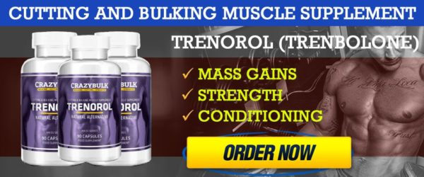 Crazy Bulk Trenorol Offer
