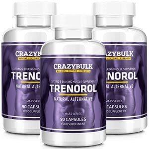Crazy Bulk Trenorol