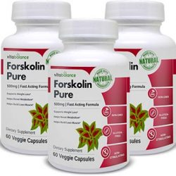 Forskolin Pure: Weight Loss Pill With Added Benefits