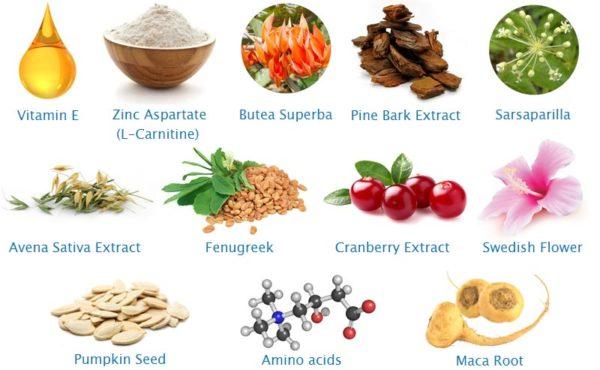 Semenax Volume Enhancer Pills Ingredients