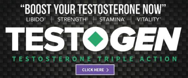 Boost Testosterone With Testogen