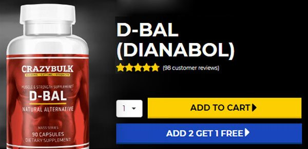 Buy Crazy Bulk D-Bal