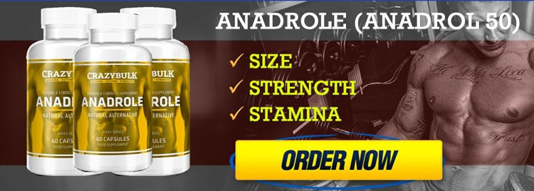 Order Anadrole Now