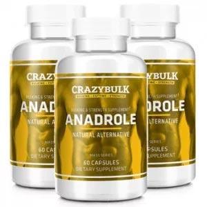 Anadrole By Crazy Bulk