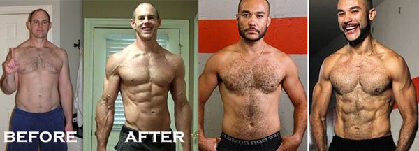 Crazy Bulk D Bal Before And After