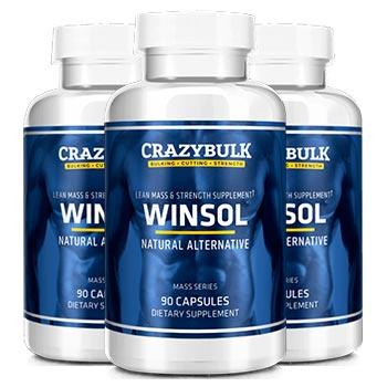 Crazy Bulk Winsol