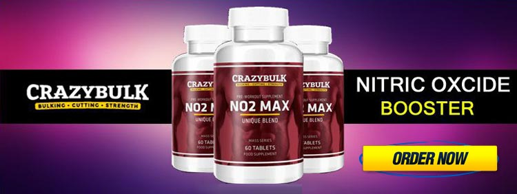 Buy Crazy Bulk NO2 Max