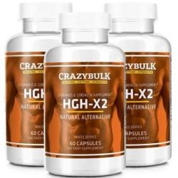 HGH-X2: Legal Steroid Alternative To Somatropinne For Greater Gains