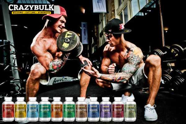 Start Getting Lean And Ripped Today With Crazy Bulk