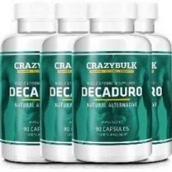 Crazy Bulk DecaDuro – A Complete Bodybuilding Review