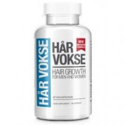 Har Vokse: Hassle-Free Hair Growth Supplement