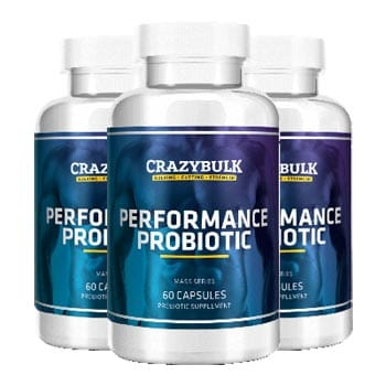 Crazy Bulk Performance Probiotic