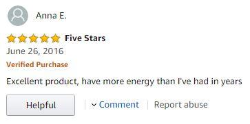 Forskolin 250 20% Amazon Review