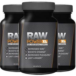 Raw Power XL: Male Enhancement Supplement Reviews