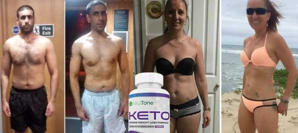 Alka Tone Keto Results