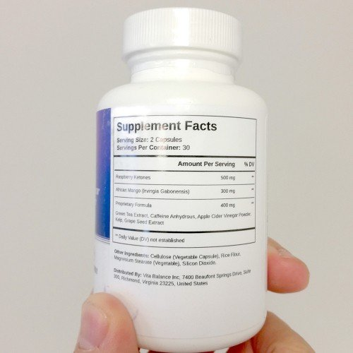Keto Diet Pills Ingredients