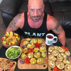 Paul Kerton Is Hench Herbivore: The Vegan Bodybuilder On A Mission