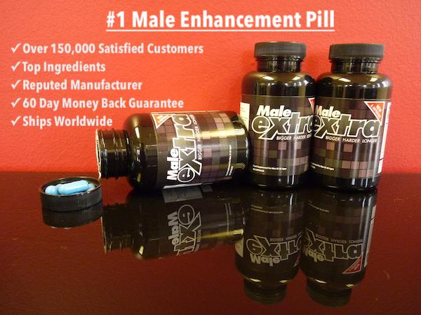 Best Male Enhancement Pill - Male Extra