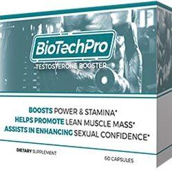 BioTech Pro: Testo Booster & Male Enhancement SCAM