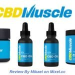 CBD Muscle – Oil, Balm & BCAA Supplement For Pain Relief & Enhanced Recovery