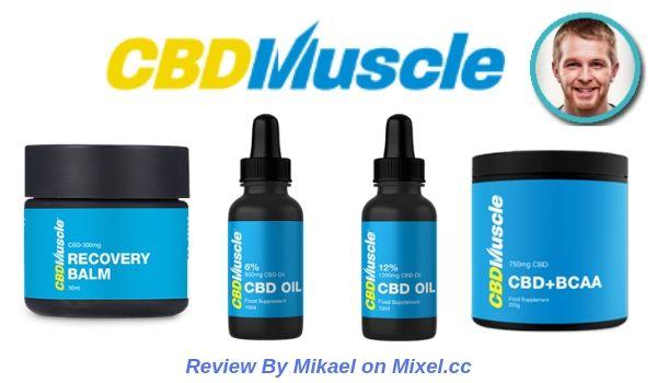 CBD Muscle