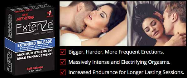 ExtenZe Benefits