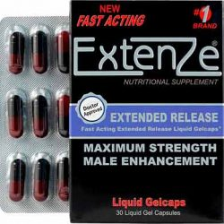 ExtenZe: Male Enhancement Pills Review