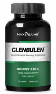 Max Gains Clenbulen