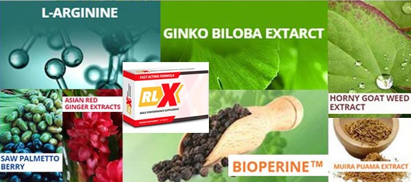 RLX Pills Ingredients
