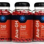 ANA-GH: Muscle Gainer That Promotes HGH, Testosterone & Nitrix Oxide