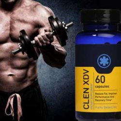 Clen XDV: Fat Burner And Cutting Supplement For Men And Women