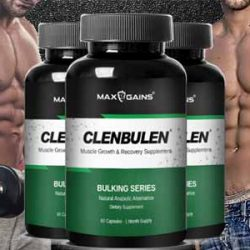 Clenbulen: Muscle Gain & Recovery Supplement By Max Gains