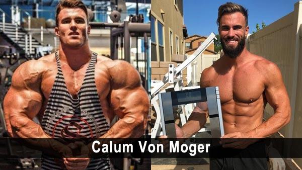 Calum Von Moger