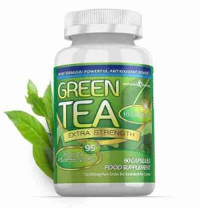 Green Tea Extra Strength