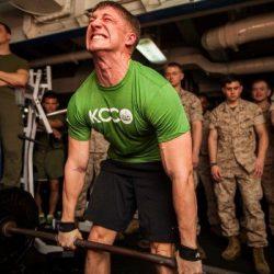 Bodybuilder Vs The Marine Corps Fitness Test