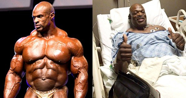 Ronnie Coleman Today
