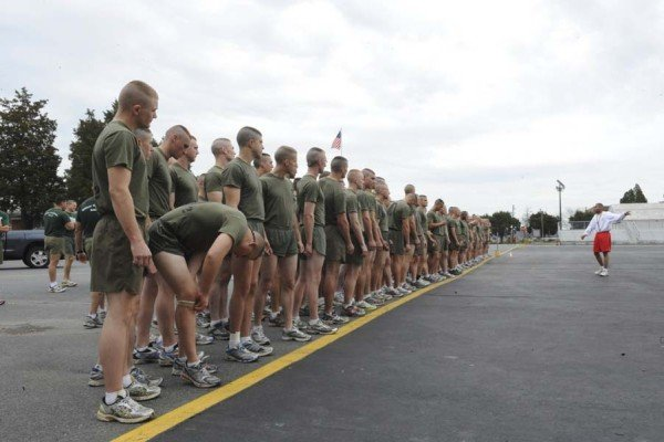 Train Like A Marine Or A Bodybuilder