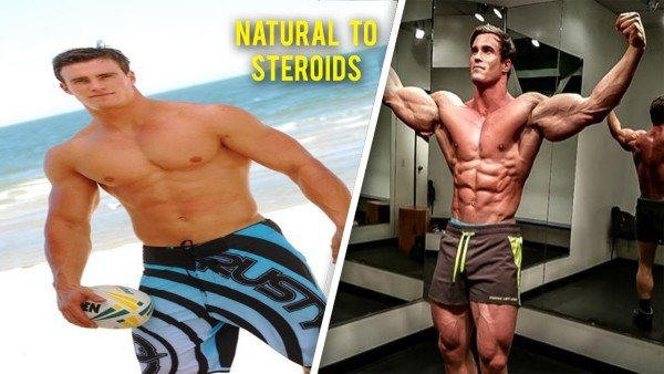 Does Calum Von Moger Use Steroids
