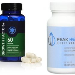Growth Factor Plus Vs Peak Height: Height Growth Pills