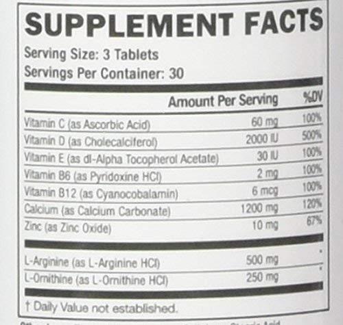 Peak Height Ingredients