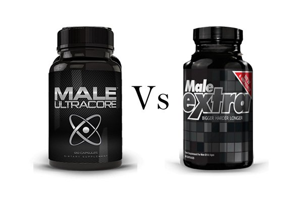 Male UltraCore Vs Male Extra