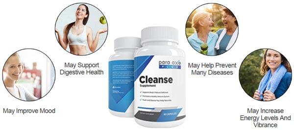 Para Axe Plus Cleanse Benefits